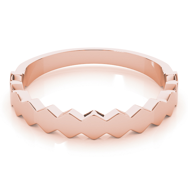 Argyle Rose Gold Stackable Ring