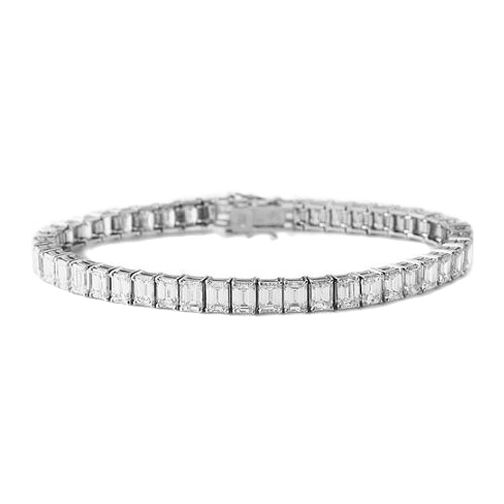 White Gold Bracelets from MDC Diamonds NYC
